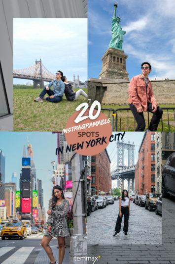 ที่เที่ยว นิวยอร์ค - ที่เที่ยว นิวยอร์ค - รวม Landmark จุดถ่ายรูปเด็ดๆ